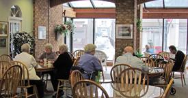 QLC Dining Room
