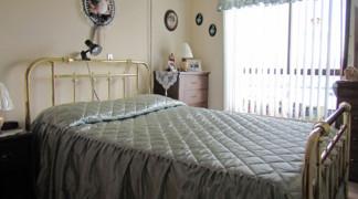 View of two bedroom  bedroom